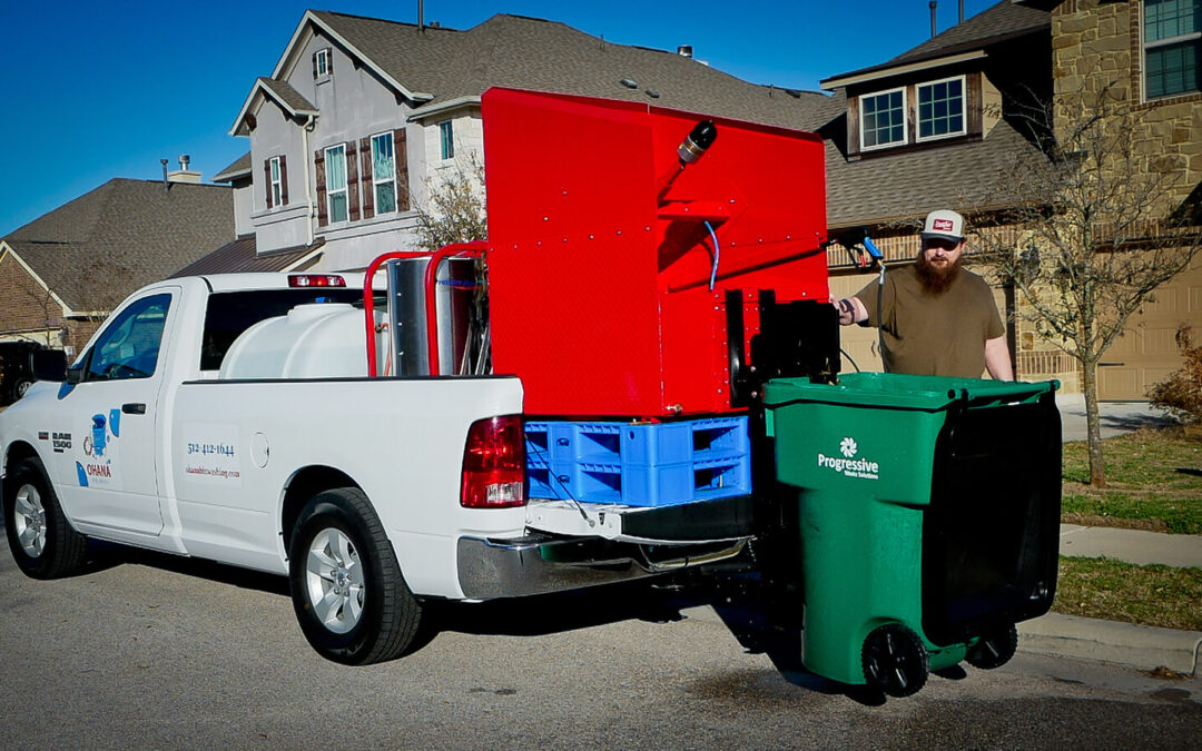 The Next Big Thing in Trash Bin Cleaning Is Here